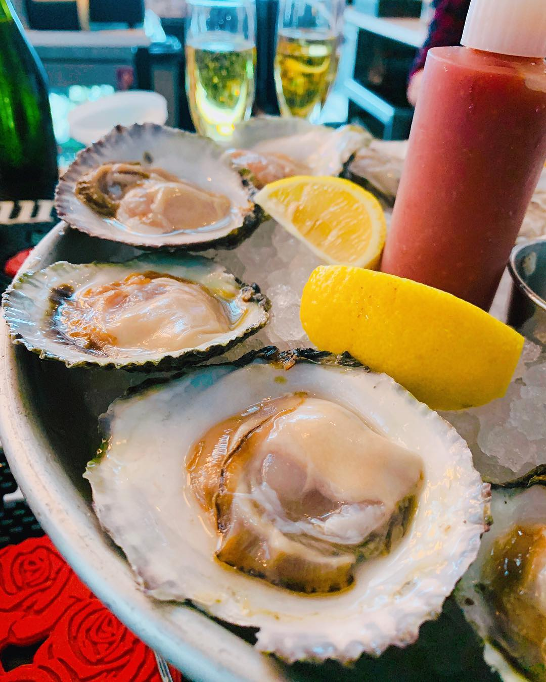 bay shore seafood restaurant catering reservations fresh oysters